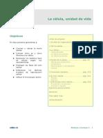la celula, unidad de vida.pdf