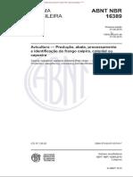 NBR16389 - FRANGO CAIPIRA