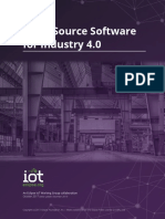 Eclipse IoT White Paper - Open Source Software for Industry 4.0