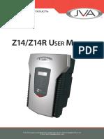 Z14 User Manual