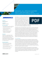 NSX at Aerodata Case Study