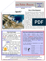 Apr 03-Safety Beacon-Carbon Adsorber Fire