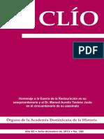 Documentos Sobre El Clero Dominicano