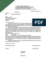 Contoh Surat Undangan Resmi Dari Karang Taruna