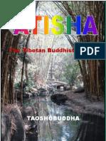 Atisha - Tibetan Master by Taoshobuddha