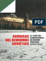 Prada Pedro Cronicas Del Derrumbe Sovietico
