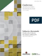 Defensoria Pública do Estado de São Paulo - Infância e Juventude - Estudos sobre os direitos das crianças e adolescentes.pdf