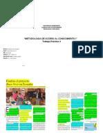Metodología de Acceso Al Conocimiento I Trabajo Practico Nº 3
