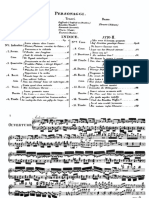 Armida Vocal Score