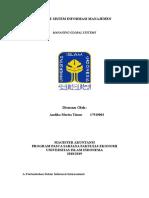 Tugas Sistem Informasi Resume Chapter 15