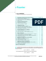Intégrales de Fourier