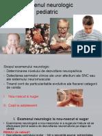 Examenul Neurologic Copil