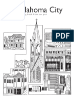Oklahoma City Coloring Book