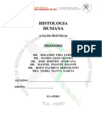 Histología Humana
