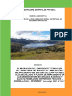 Informe Ana Pacucha