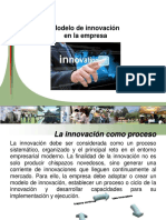 Modelos de Innovacion