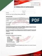 Examen de Formación de Empresario 11.06.2018
