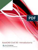 AutoCAD Civil 3D-Introductorio