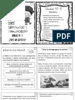 Laminas recortables cuaderno Lenguaje 2° Básicos