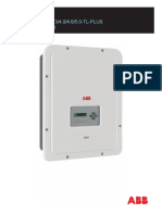 UNO-DM-1.2_2.0_3.3_4.0_4.6_5.0-TL-PLUS-Product manual EN-RevC(M000036CG)