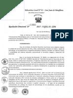 Instrumento de Gestion 2018 en Las IIEE Publicas y Privadas 29-12-17