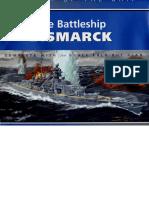 Modelismo - Conway - Anatomy of the Ship - Battleship Bismarck (Fixed)
