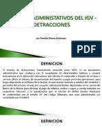 17102017 Detracciones y Retenciones Del Igv