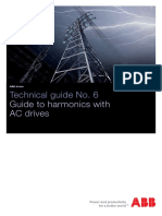 ABB Guide to Harmonics With AC Drives