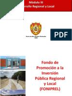 Expo Foniprel y Foncomun