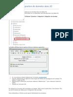 Intégration de Données Dans X3 (SVG)