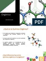 Química Orgánica - 2018
