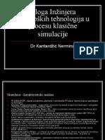 Uloga IRT u Simulaciji 3