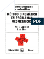 Yu. L. Lyubich & L.A. Shor.- Método cinemático en problemas geométricos.pdf