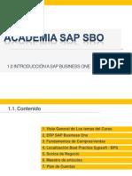 Introduccion SAP SBO