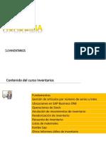 Curso SAP inventarios