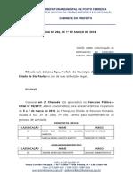 Convocação - Diversos Cargos - 01-03-2018