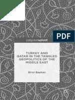 [Birol Başkan (Auth.)] Turkey and Qatar in the Ta(B-ok.xyz)