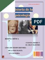 historia de la psicologia actividad 4