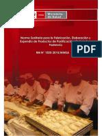 R.M. 1020-2010-MINSA NORMA SANITARIA DE PANIFICACIÓN.pdf
