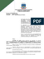 Anulatória Multa - sem notificação - Resolução 363 do Contran.doc