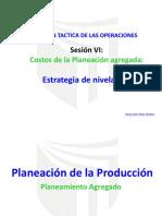 PLANEACION DE PRODUCCION