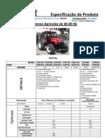 Kent_Tractores Agrícolas de 80 a 90 Hp