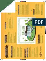 Infografico - ISO14001
