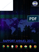 Rapport Annuel Brvm 2013