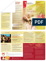 Disciples Brochure Spanish Web