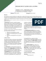 Informe 3 Cambios y Propiedades Físicas y Químicas de La Materia