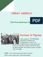 URBAN AMERICA beginnings.ppt