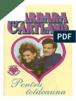 278680492 Barbara Cartland Pentru Totdeauna
