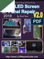 v2 Led Lcd Screen Panel Repair