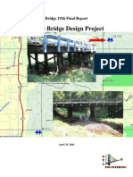 Bridge Design Example